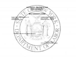 Mold Assessors License